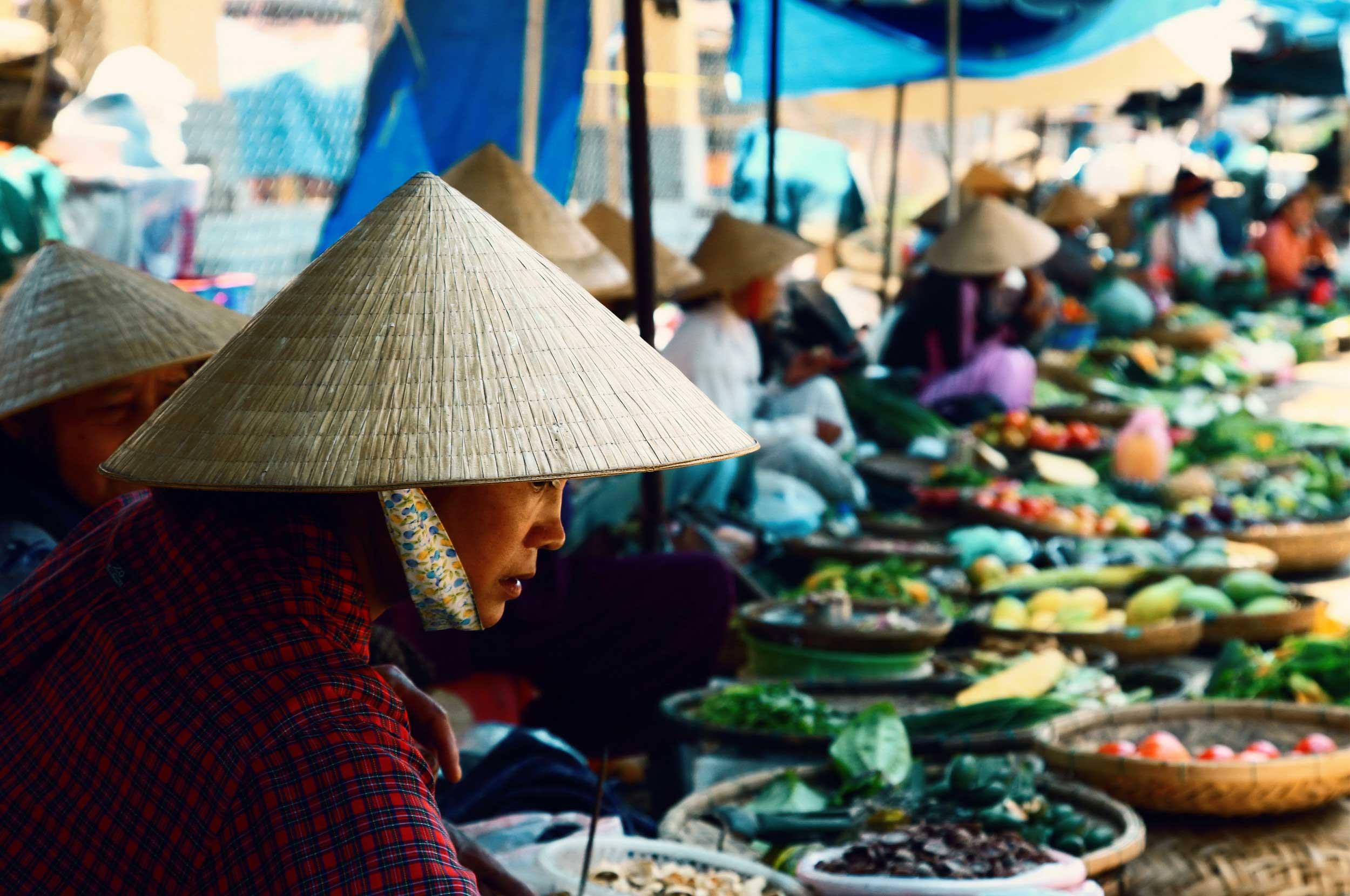 Vietnami turg