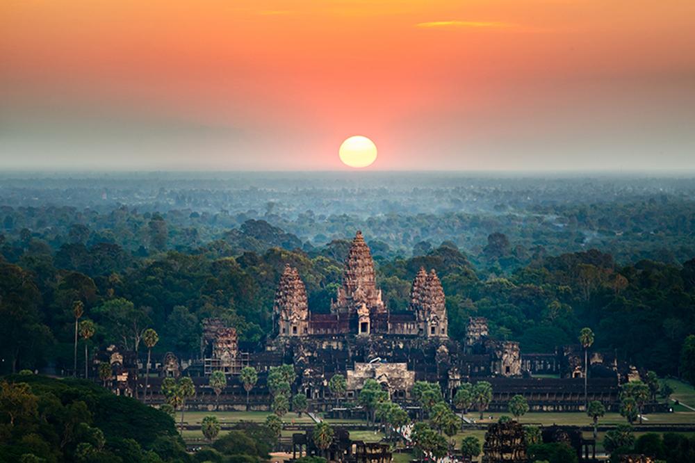 Kambodža on turistide suhtes võrdlemisi tolerantne