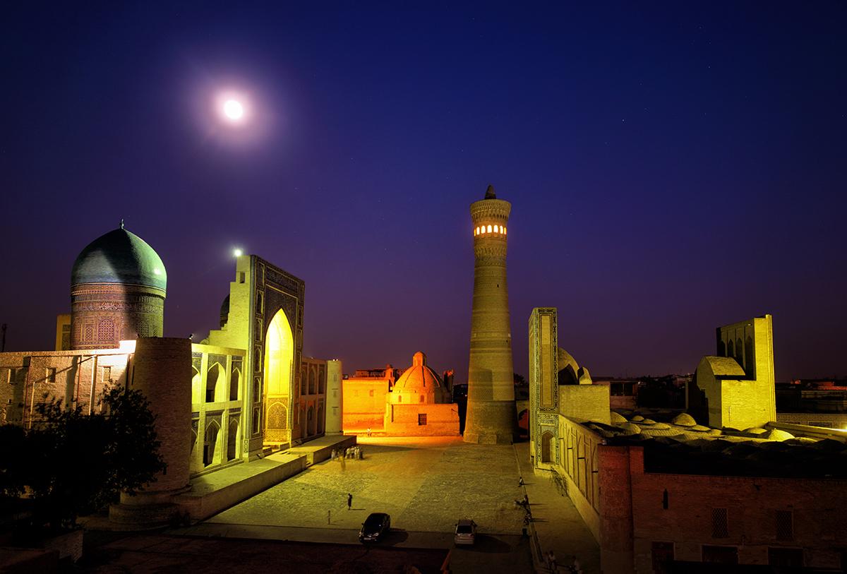Buhhaara on enam kui 5000 aastat vana inimasustusega koht