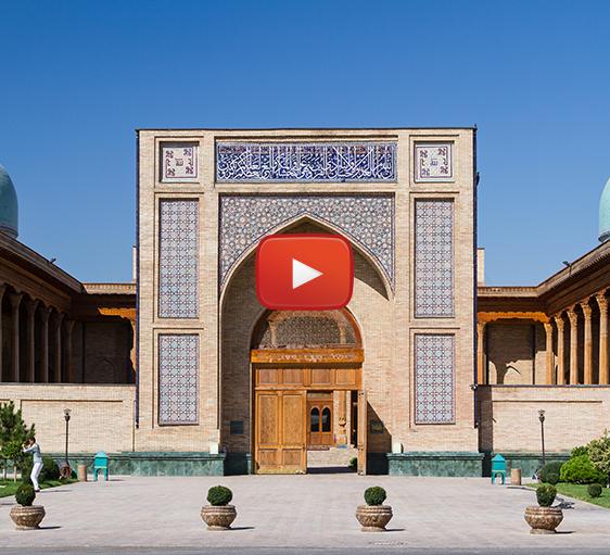 Ulugbek'i observatoorium Samarkandis