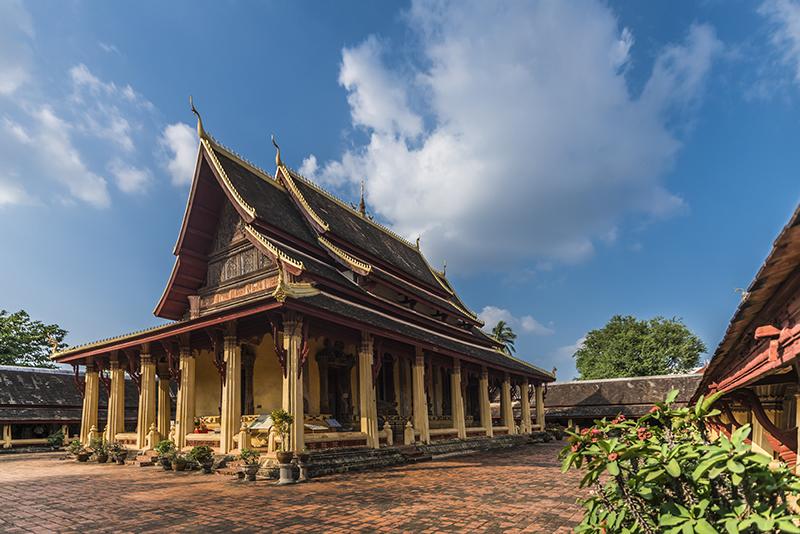 Wat Si Saket tempel