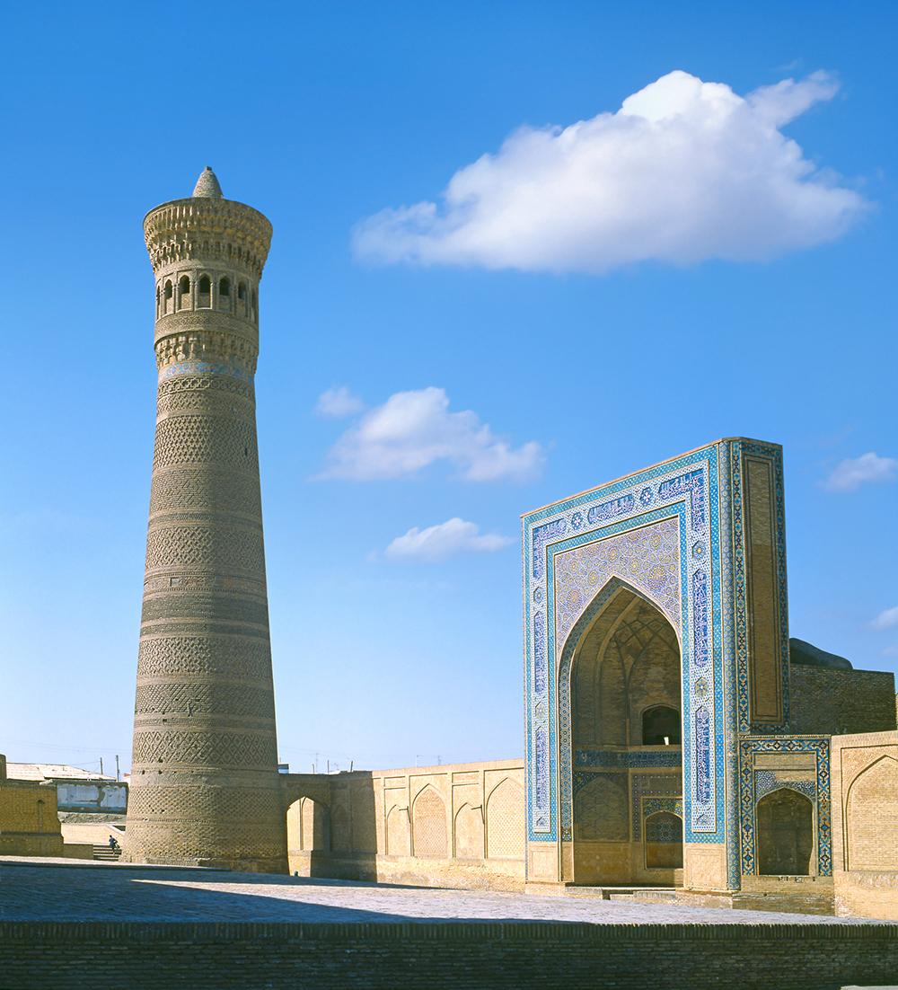 Kalyan'i Minaret Buhharaas