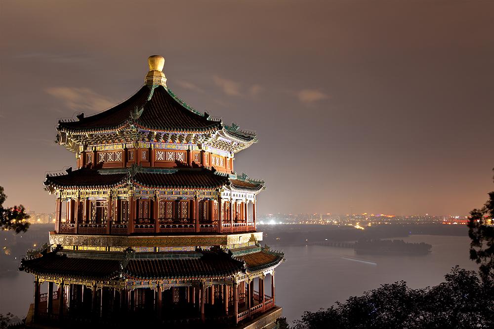 Hiina maastikuarhitektuuri meisterklass