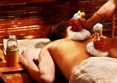 Ajurveda masaaž Keralas