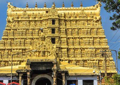 Sri Padmanabhaswamy Tempel