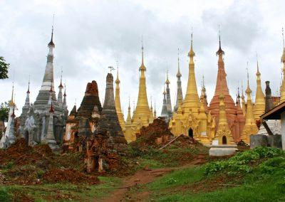 Indein Temple Complex Gold