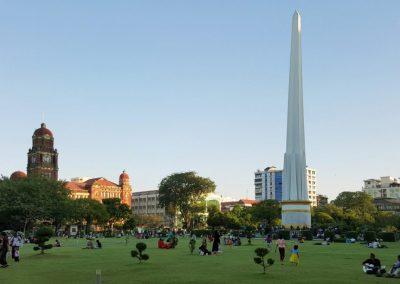 Maha-Pandoola-Park-Yangon