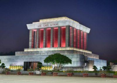 Ho Chi Minh'i Maosoleum, Hanoi