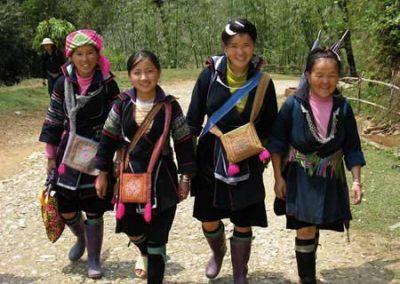 Hmongid, Sapa