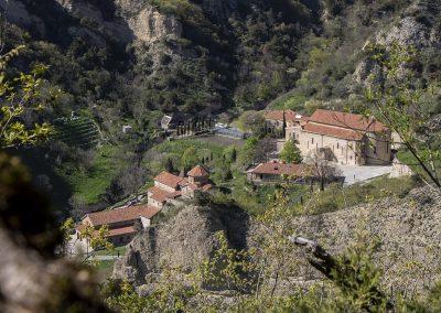 Shio Mghvime klooster