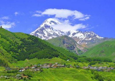 Kazbeki mägi